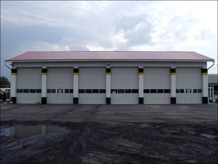 6db ipari kapu referencia - ERSTO Kft